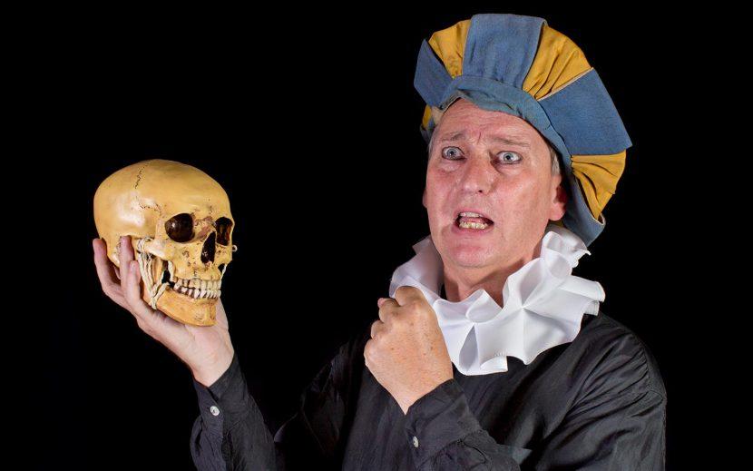 Hamlet stirbt... und geht danach Spaghetti essen